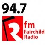 Logo da emissora Radio CHKF Fairchild Radio 94.7 FM