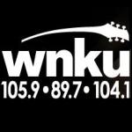 Logo da emissora Radio WNKU 89.7 FM