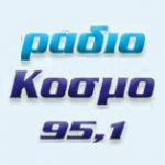 Logo da emissora Radio Cosmoradio 95.1 FM