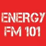 Logo da emissora Radio Energy 101 FM