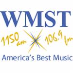 Logo da emissora Radio WMST 1150 AM 106.9 FM