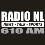 Logo da emissora Radio CHNL 610 AM