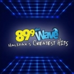 Logo da emissora Radio CHNS The Wave 89.9 FM