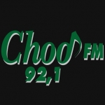 Logo da emissora Radio CHOD 92.1 FM
