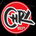 Logo da emissora Radio CHRY 105.5 FM
