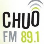 Logo da emissora Radio CHUO 89.1 FM