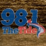 Logo da emissora Radio CHTD The Tide 98.1 FM