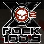 Logo da emissora Radio CHXX 100.9 FM