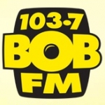 Logo da emissora Radio CHXL Bob 103.7 FM