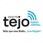 Logo da emissora Tejo Rádio Jornal 102.9 FM