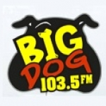 Logo da emissora Radio CILB Big Dog 103.5 FM
