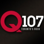 Logo da emissora Radio CILQ 107.1 FM