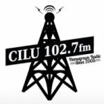 Logo da emissora Radio CILU LU 102.7 FM