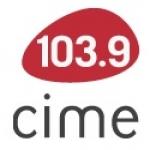 Logo da emissora Radio CIME 103.9 FM