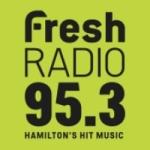 Logo da emissora Radio CING Fresh 95.3 FM