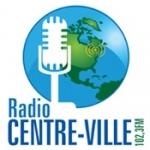Logo da emissora Radio CINQ Centre-Ville 102.3 FM