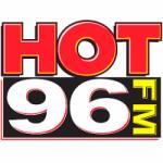 Logo da emissora Radio WSTO Hot 96.1 FM