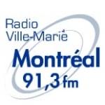 Logo da emissora Radio CIRA Ville Marie 91.3 FM