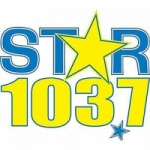Logo da emissora Radio WSTV Star 103.7 FM