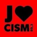 Logo da emissora Radio CISM 89.3 FM