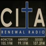 Logo da emissora Radio CITA 105.9 FM