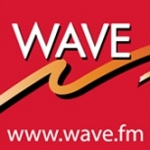 Logo da emissora Radio CIWV Wave 94.7 FM
