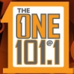 Logo da emissora Radio CIXF The One 101.1 FM