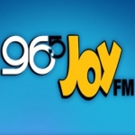 Logo da emissora Radio CIXN Joy 96.5 FM