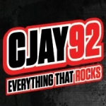 Logo da emissora Radio CJAY 92 FM