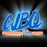 Logo da emissora Radio CJBQ 800 AM