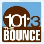 Logo da emissora Radio CJCH The Bounce 101.3 FM