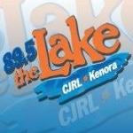 Logo da emissora Radio CJRL The Lake 89.5 FM