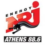 Logo da emissora Radio John Greek 88.6 FM