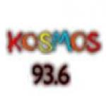 Logo da emissora Radio Kosmos 93.6 FM