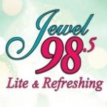 Logo da emissora Radio CJWL The Jewel 98.5 FM