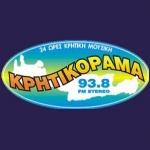 Logo da emissora Radio Kritikorama 93.8 FM