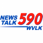 Logo da emissora Radio WVLK News Talk 590 AM