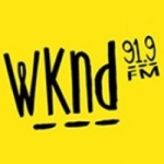 Logo da emissora Radio CJEC WKND 91.9 FM