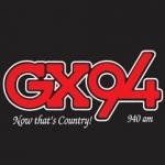 Logo da emissora Radio CJGX GX94 940 AM
