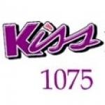 Logo da emissora Radio CJIB Kiss 107.5 FM