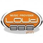 Logo da emissora Radio Loud 88.8 FM