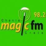 Logo da emissora Radio Magic 98.2 FM