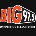Logo da emissora Radio CJKR Big 97.5 FM