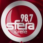 Logo da emissora Radio Sfera 98.7 FM