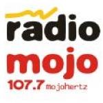 Logo da emissora Radio Mojo 107.7 FM