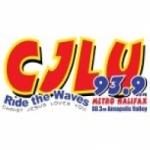 Logo da emissora Radio CJLU 93.9 FM