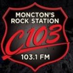 Logo da emissora Radio CJMO C103 103.1 FM