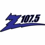 Logo da emissora Radio WZLK Z 107.5 FM