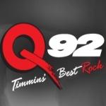 Logo da emissora Radio CJRQ Q92 92.7 FM