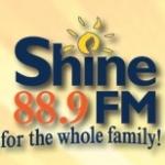Logo da emissora Radio CJSI Shine FM 88.9